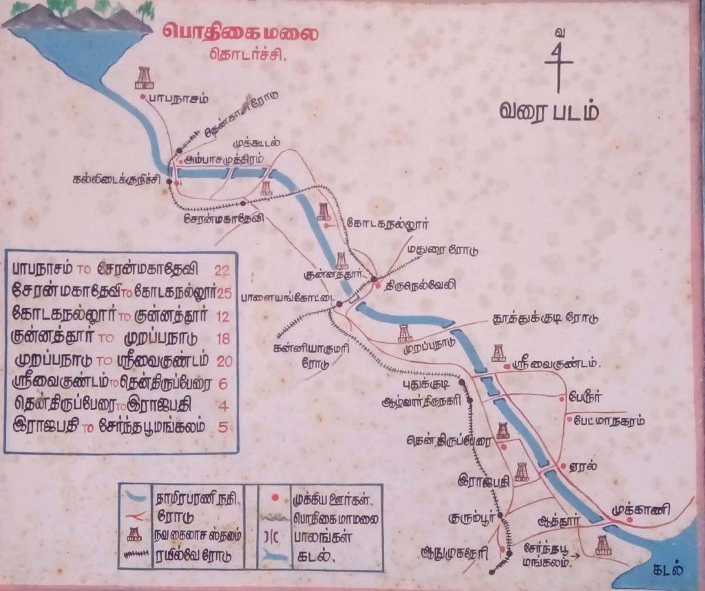 Navakailayam Map