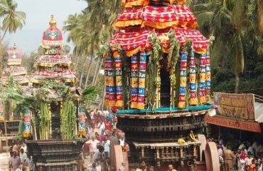 Car Festival of Kutralanathar