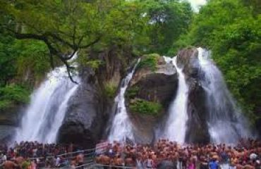 Courtalam Five Falls
