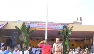 Republic Day National Flag