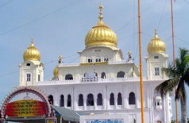 Gurudwara Sri Fatehgarh Sahib.