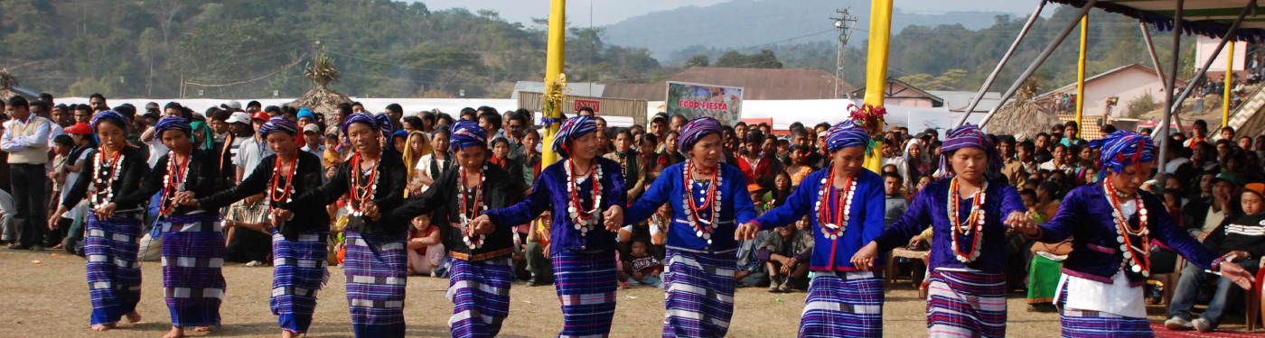 Tangsa ladies dance