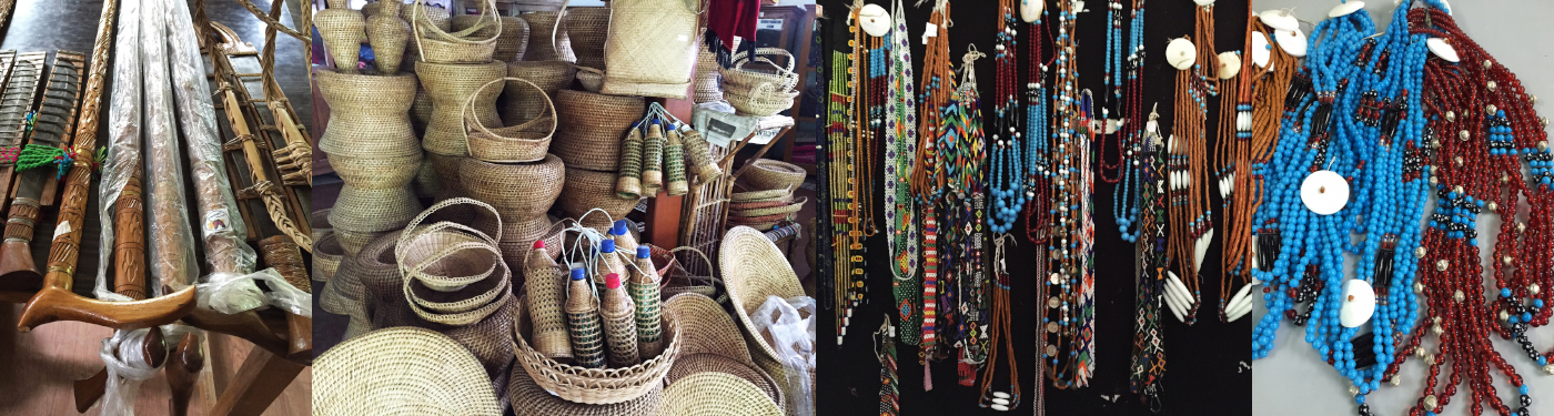Handicrafts and Traditional Beads