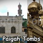 Paigah Tombs main