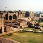 Golconda Fort complete view