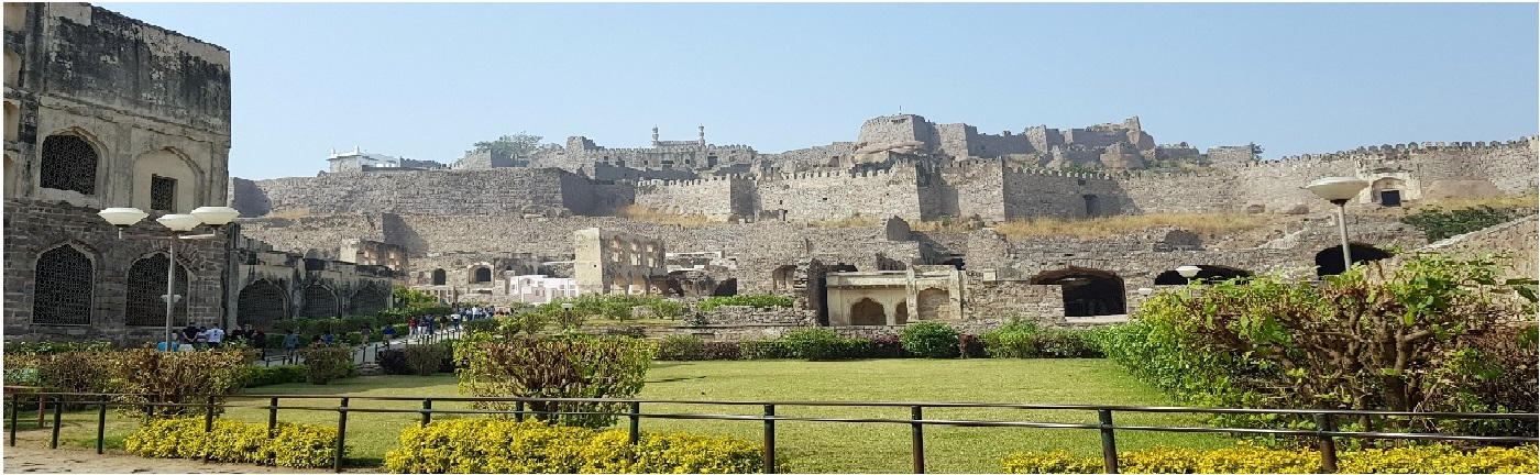 Golkonda Fort Hyderabad