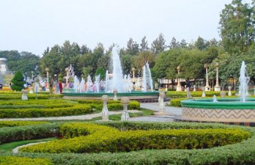 NTR GARDENS Inside view
