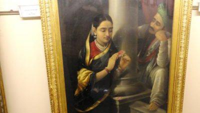 Salar jung Musuem Painting