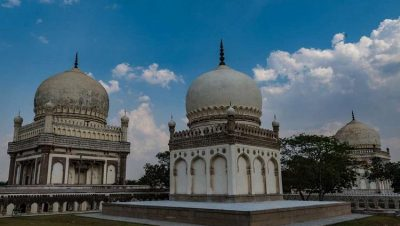 Qutub Shahi Tombs moments