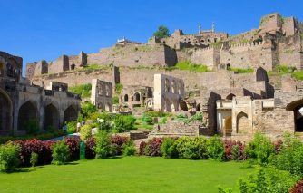 Golconda Fort Photo