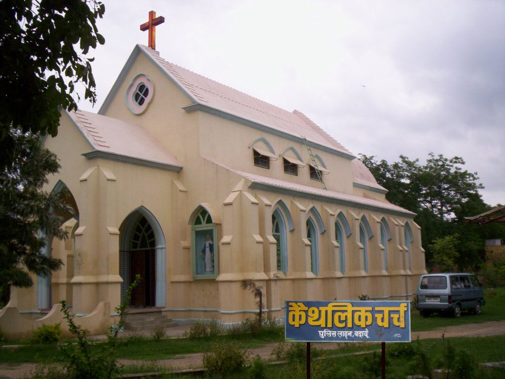 Catholic church Budaun