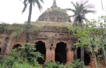 Mumtaz Mahal's sister's mausoleum Budaun