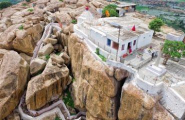 Way to Anjinadri Temple