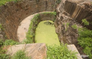 Koppal _Fort from top view