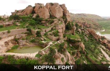 Koppal _Fort (Full View)