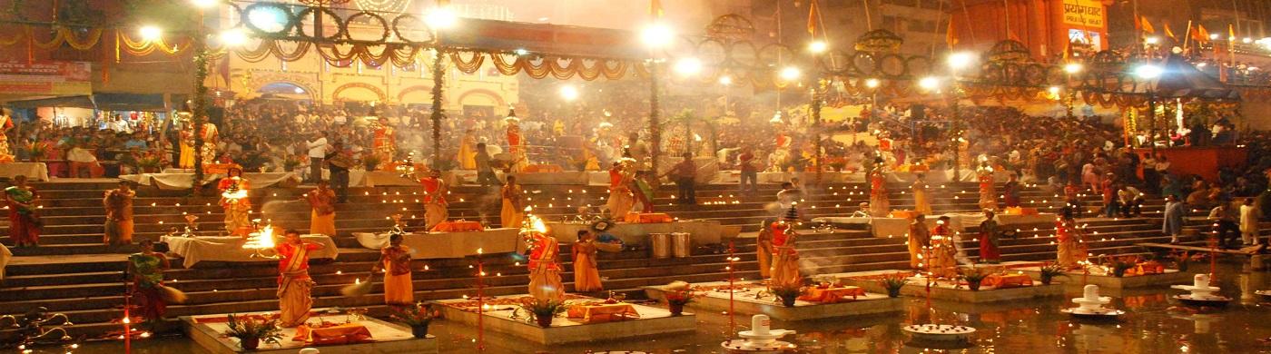 वाराणसी एक धार्मिक नगरी