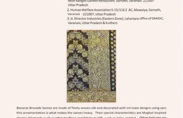 Banarasi Sarees Detail