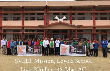 SVEEP Mission - Loyala School Liyai Khunou