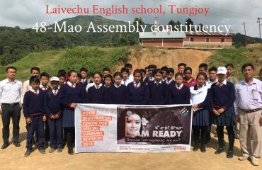 SVEEP Mission - Laivechu English School Tungjoy