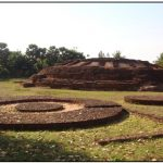 Buddhist Stupas at Adurru