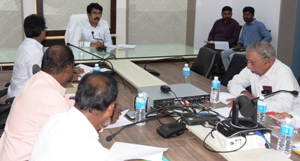 On 12.07.2019 District Collector conducted Industrial Promotion Committee Meeting at Collectorate, Kakinada.
