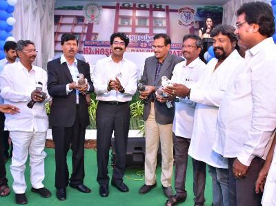 On 21.01.2020 District Collector inaugurated sports meet of Medical and Health Officials at Government General Hospital, Kakinada.