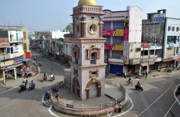 Tower Circle.karimnagar