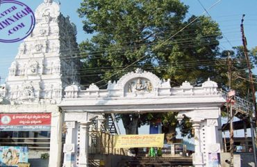 entrance of temple