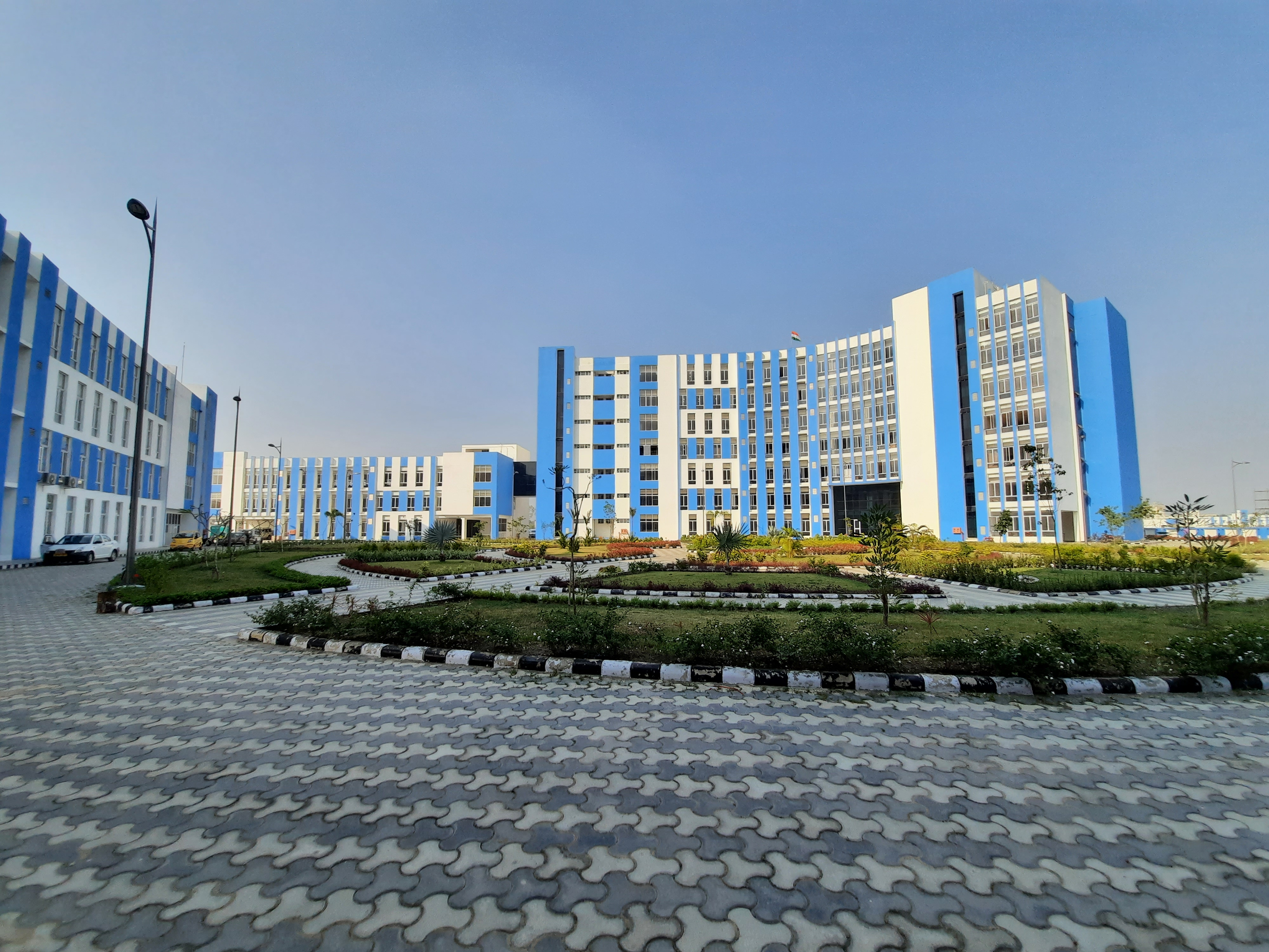 New Administrative Building