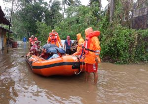 Rescue operation by NDRF in Ramnagar 1