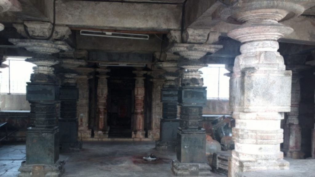 Chya Someshwar Alayam temple