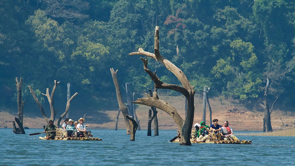 Periyar Boating Thekkady