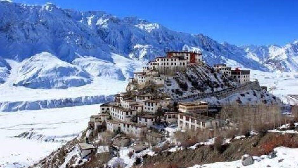 Key Monastery - Trvldy.com