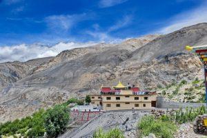 Chango-Monastery