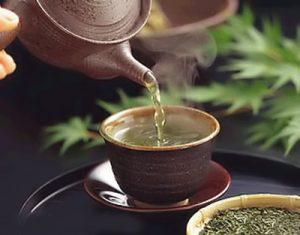 हरी-चाय