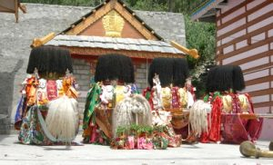 Devtas of Kinnaur