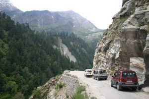 Road of Kinnaur