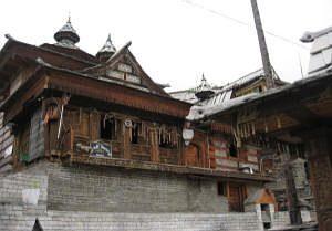 Kamru Temple ,Sangla