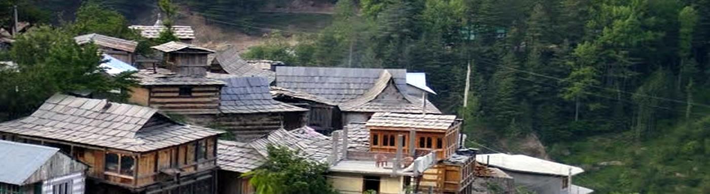 किन्नौरी-गाव