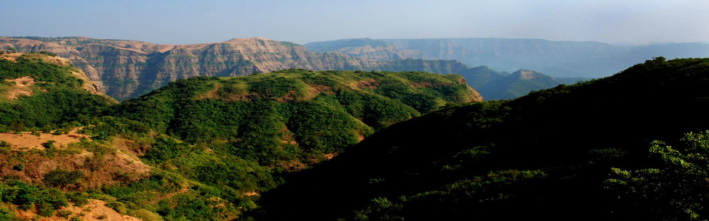 Sahyadri Mountain Ranges
