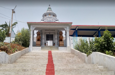 Main Entry of temple