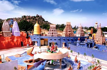 All temples model