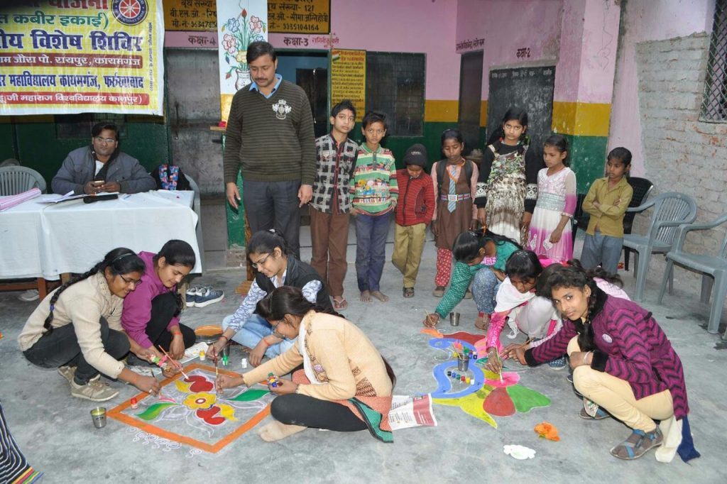 Sveep activities at Schools/Colleges