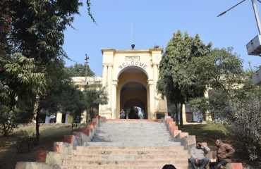 Town Hall Farrukhabad