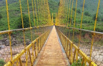 Hanging Bridge, Rayagada