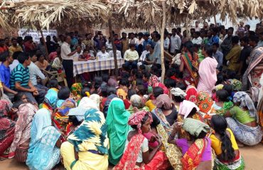 Collector Interacting with Villagers