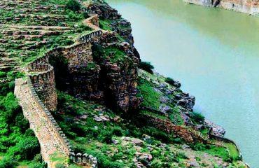 Gandikota Wall