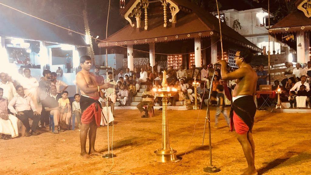 Puthalam Thira Festival