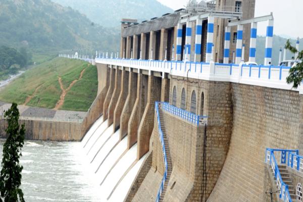 KRP Dam View