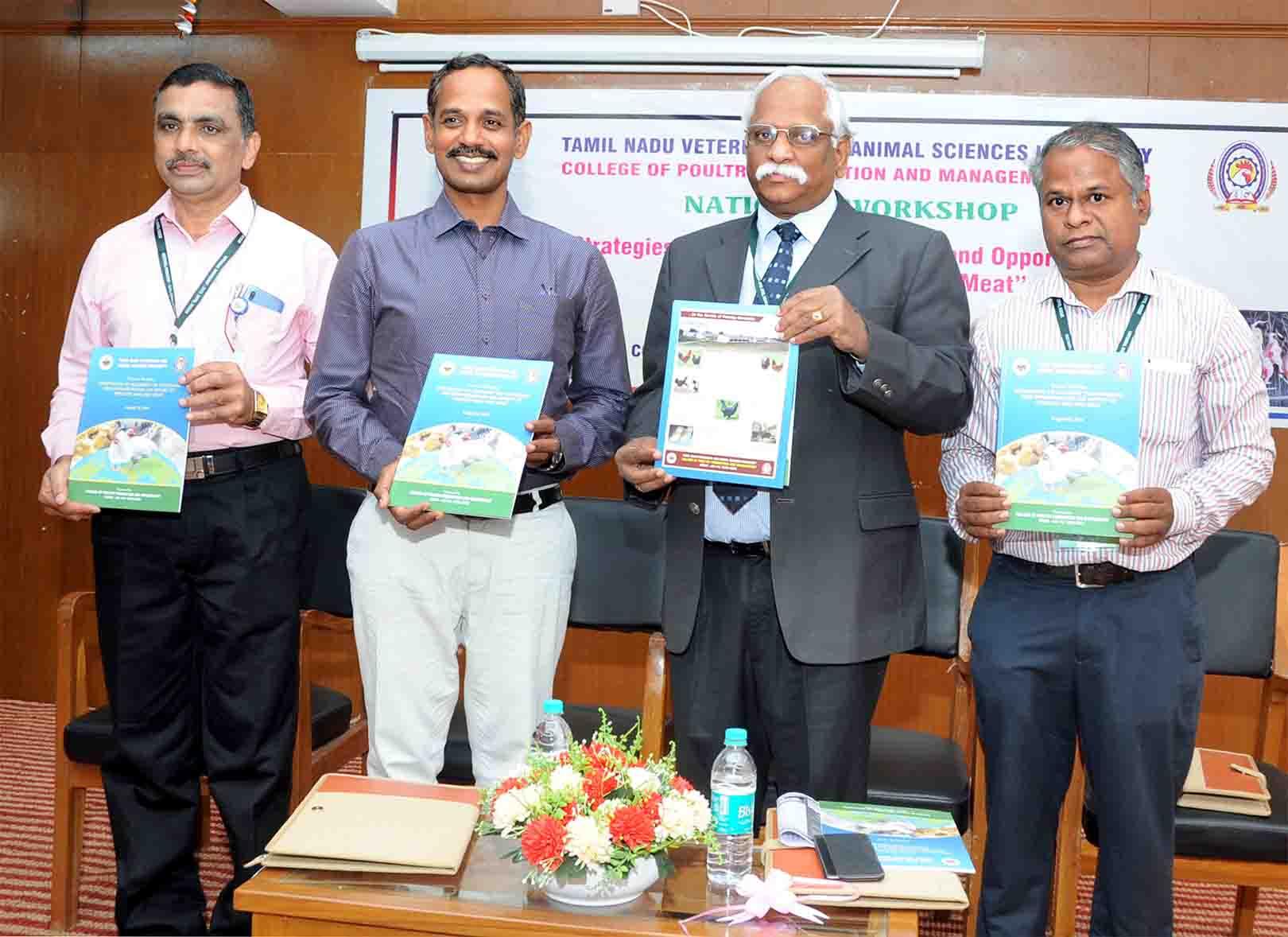 Tamilnadu veterinary and animal science university